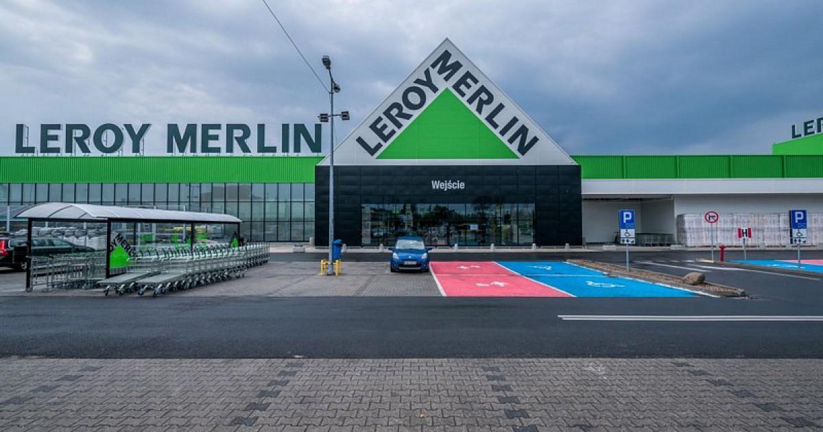 Szczecin Powstanie Nowy Sklep Leroy Merlin Projekt Inwestor Badz Na Biezaco Z Inwestycjami W Polsce