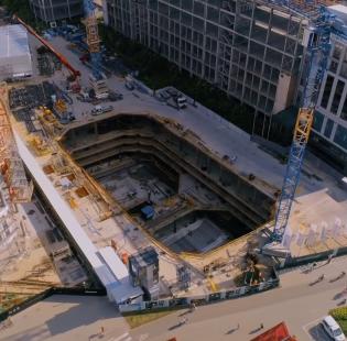 [Warszawa] Budowa podziemia Skylinera