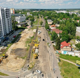 [Poznań] Tramwaj na Naramowice. Wideorelacja [09/06/20]